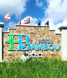 HOTEL BAMBOU WELCOME MARTINIQUE 1